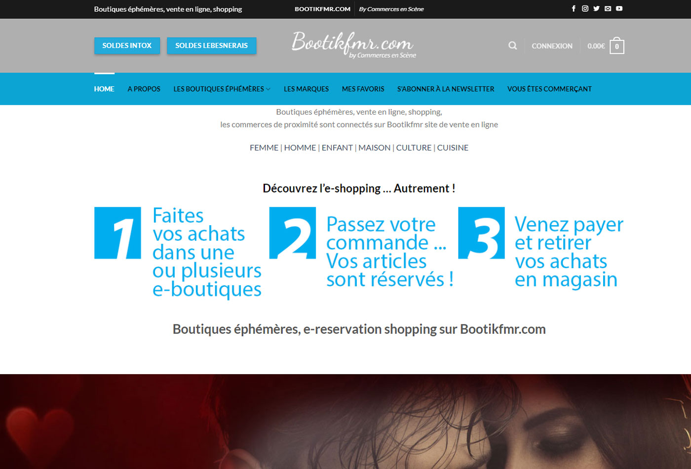 e-reservation multi commerces