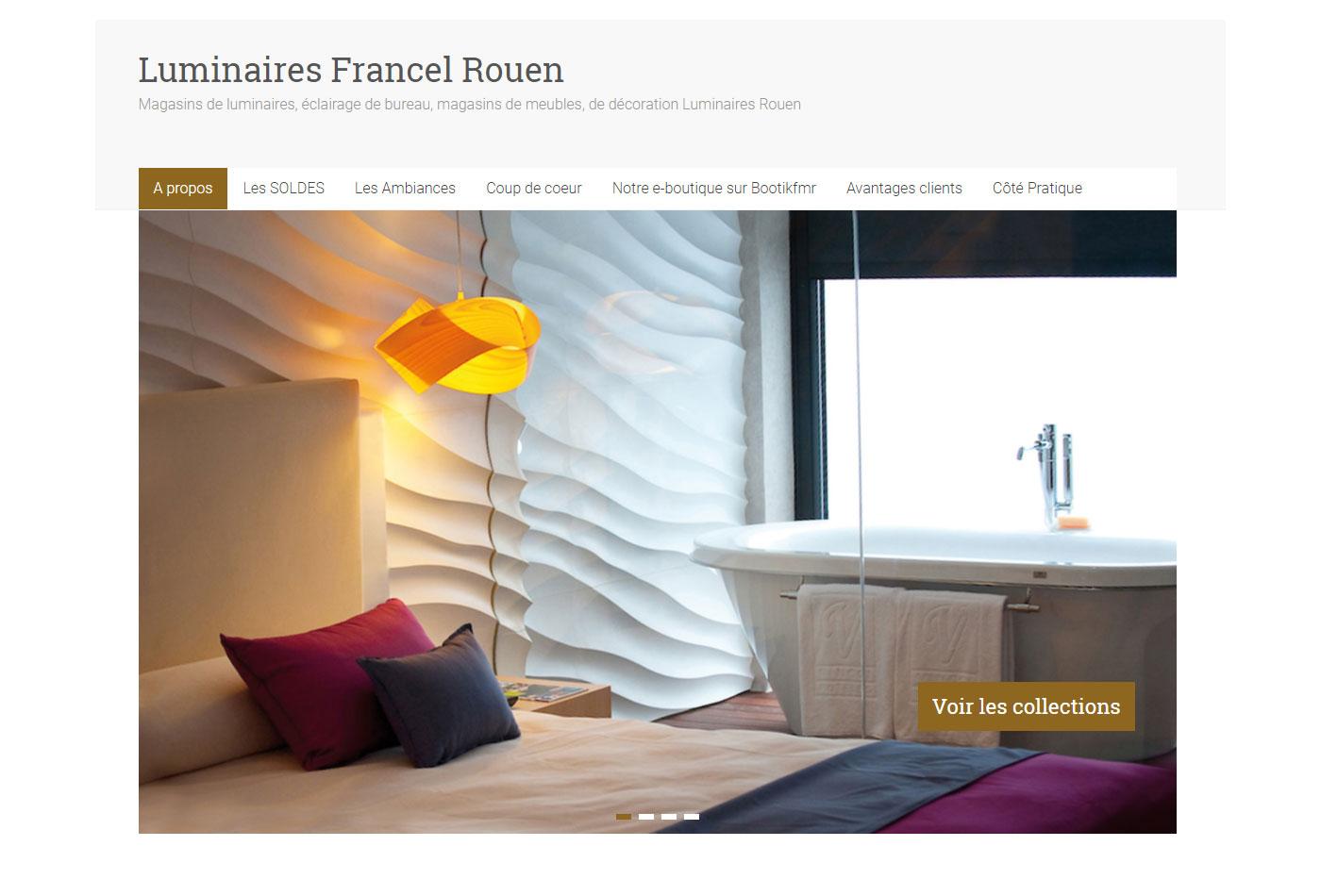 Site vitrine + e-boutique / e-reservation
