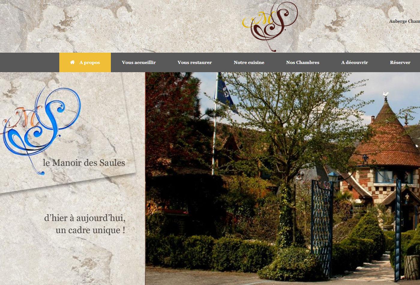 Site web classique vitrine