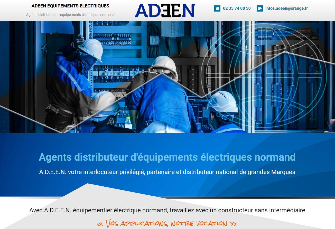 ADEEN EQUIPEMENTS ELECTRIQUES
