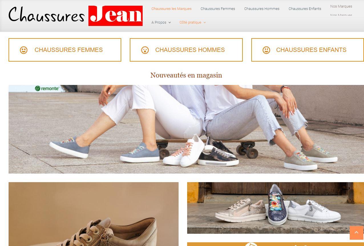 chaussures jean homme femme enfant à Grand Quevilly