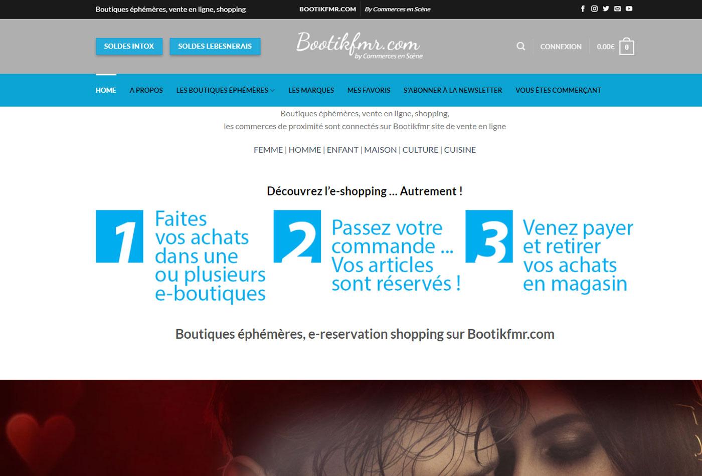 e-reservation multi commerces www.bootikfmr.com