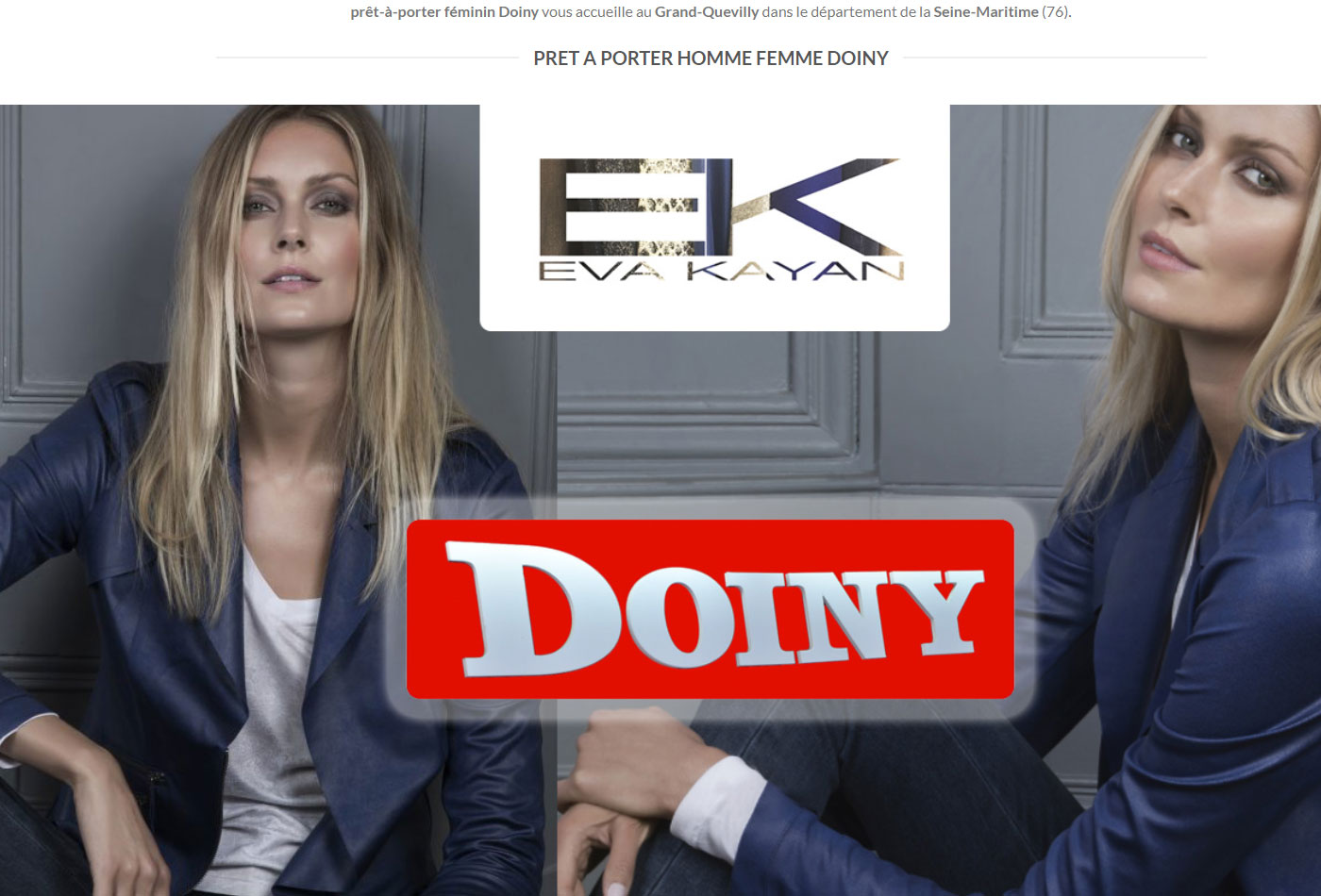 Site e-boutique / e-reservation